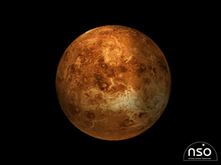 venus planet rotating moving animated - photo #4